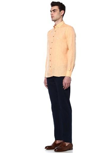 Oxford Yaka Uzun Kollu Gömlek-Etro